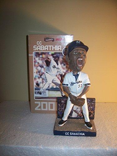 BDA CC Sabathia Milwaukee Brewers Stadium Giveaway Bobble...