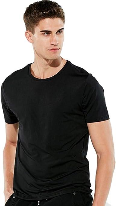 Hombres Camisetas Impermeable Transpirable Anti-fouling Camiseta Manga Corta Ciclismo Hidrofóbico Ropa Impermeable de Secado rápido Deportivo surttan Camisa Hombre Manga Corta: Amazon.es: Ropa y accesorios