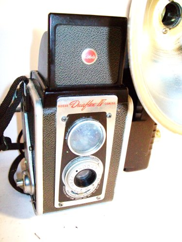Review Vintage Kodak Duaflex IV