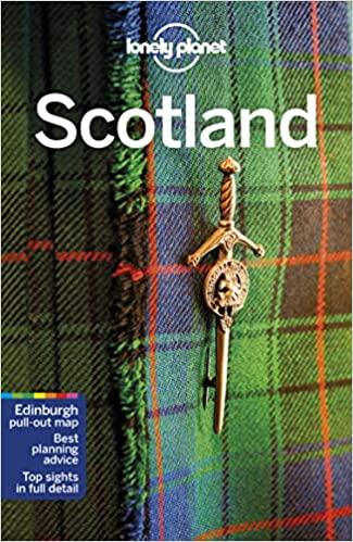 The Lonely Planet Scotland travel product recommended by Dev Tantia on Lifney.