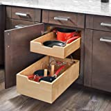 Pilaster Two Drawer Kit For 24'' Door/Drawer Cabinet