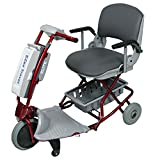 Ezee Elite - Portable Scooter - Red