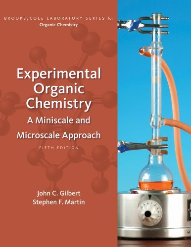 Experimental organic chemistry gilbert