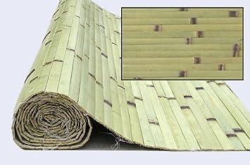 4u0027 x 8u0027 bamboo paneling raw green burnt