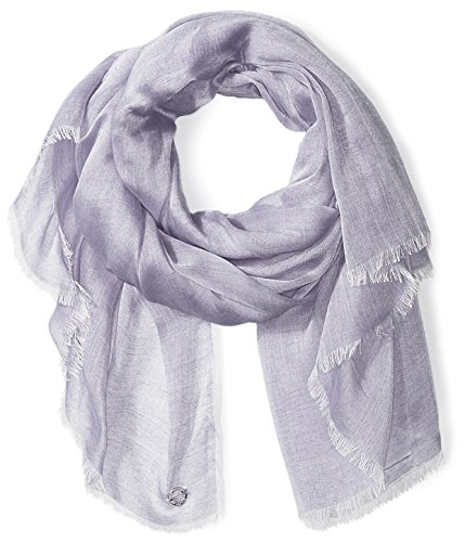 Calvin Klein Women's Chambray Wrap, Lilac, One Size
