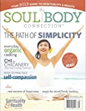 img - for The Soul & Body Connection (Your 2013 Guide To Spirituality & Health) book / textbook / text book