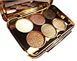 Image of TF-Duan Womens Ntural Professional Smoky Makeup 6 Colors Eyeshadow Palette Diamond Glitter with Brush (# 2)