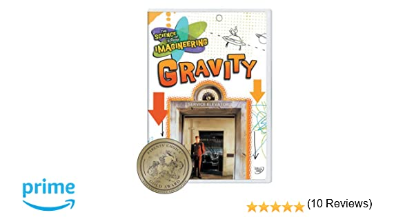 Amazon.com: The Science of Disney Imagineering: Gravity Classroom ...