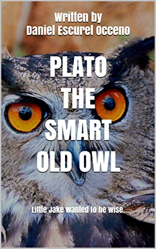 PLATO THE SMART OLD OWL: Little Jake wanted to be wise.