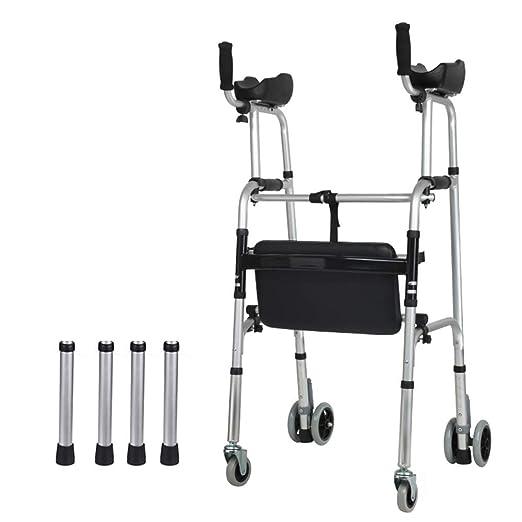 Caminantes estándar, Caminante plegable de ancianos, Ruedas ...