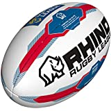 Rhino Rugby Betfred Super League 2017/18 Replica Official Rugby League Ball