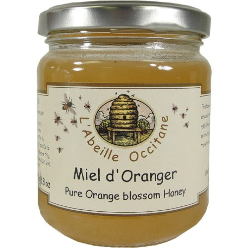 (L'Abeille Occitane Pure Orange Blossom Honey (8.8 ounce))