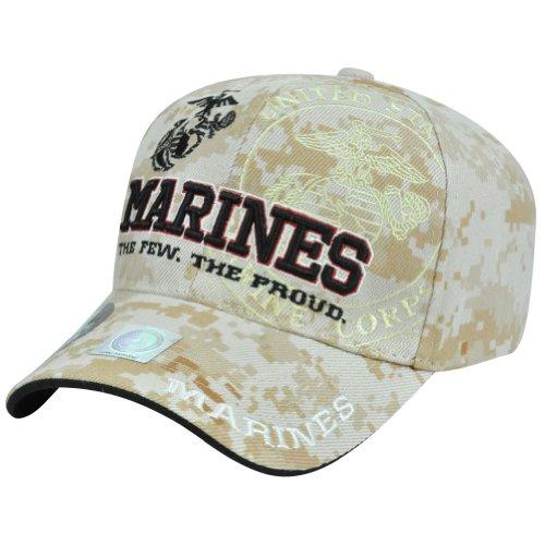 United States USMC Marines Corps Few Proud Digital Camo Camouflage Hat Cap - Marine Corps Baseball
