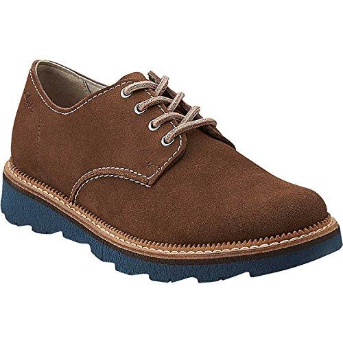 Clarks Frelan Walk Shoe - Men's Brown Suede, 10.5