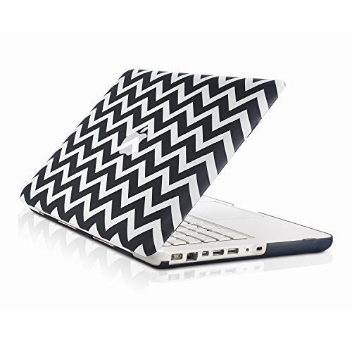 TopCase Chevron Rubberized Macbook Unibody