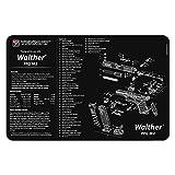 TekMat 17-WAL-PPQ-M2 Walther PPQ MOD2 Handgun Mat