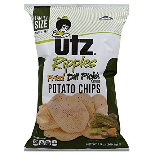 utz honey bbq chips - 6