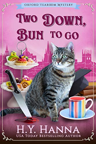 Two Down, Bun To Go (Oxford Tearoom Mysteries ~ Book 3) (Cottage Collection To Go Rooms)