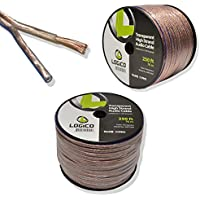 10-Gauge Speaker Wire - Audio Cable 250 Feet