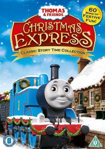 Thomas & Friends: Christmas Express [DVD]: Amazon.co.uk: Michael ...