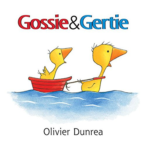 Book Cover: Gossie and Gertie
