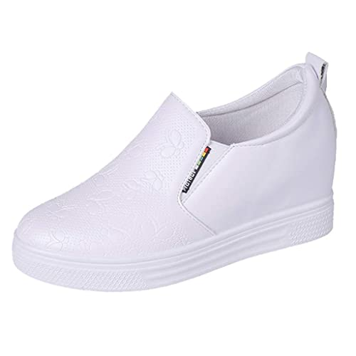 Altsommer Petites Chaussures Blanches Baskets Basses Mixte