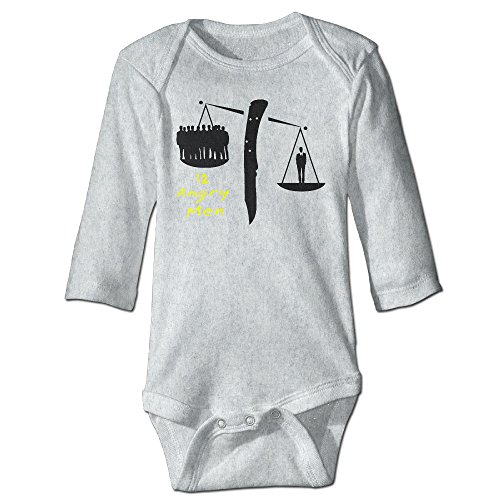 [Raymond 12 Angry Men Long Sleeve Jumpsuit Outfits Ash 12 Months] (Peter Pan Cast Costumes)