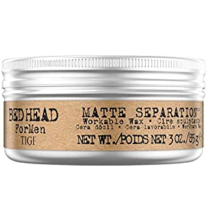 TIGI bed head Matte Separator VS NEW Hairbond Power