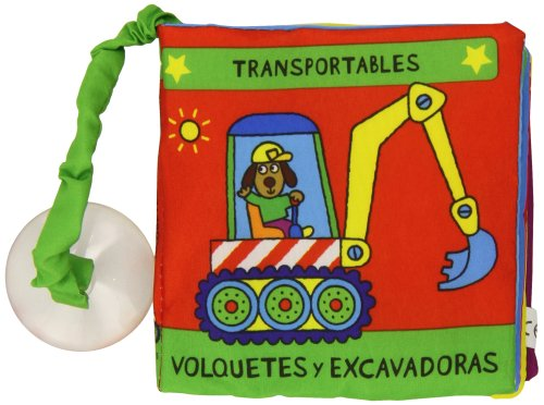 (Volquetes y excavadoras / Diggers and Jumpers (Transportables / Transportable) (Spanish Edition))