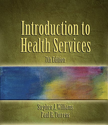 Introduction to Health Services 7th Edition