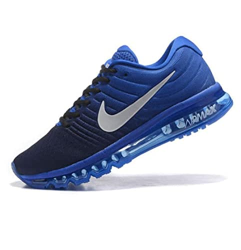 MAX AIR Men s Mesh Blue Running Shoes (9)  Buy Online at Low Prices ... 1bbc1da91