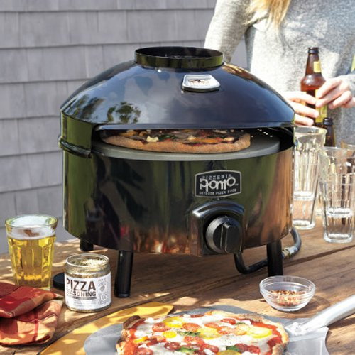 Charcoal Companion Pizzeria Pronto Outdoor Pizza Oven PC6005 by Charcoal Companion