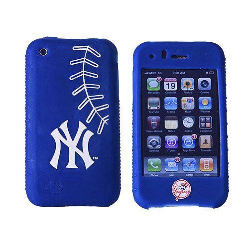 MLB New York Yankees Cashmere Silicone Iphone Case Cashmere Silicone Iphone Case