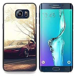 Ihec Tech N1ssan 350z Fairlady;;;;;;;; / Funda Case back Cover guard / for Samsung Galaxy S6 Edge Plus / S6 Edge+ G928