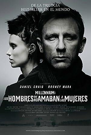 Millennium: Los Hombres Que No Amaban A Las Mujeres (Blu-Ray) (