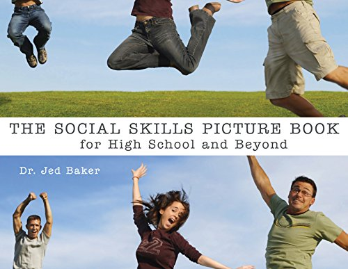 Social Skills Picture Book for High School and Beyond (Pictures Autism)