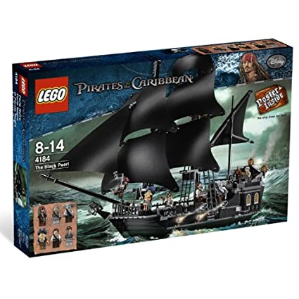 da82251c3a9 LEGO Pirates of the Caribbean Black Pearl 4184 (Discontinued by  manufacturer)