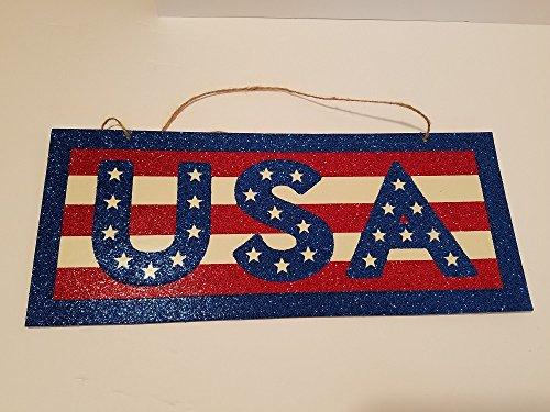 USA Patriotic Wall Decorations (Patriotic Page Border)