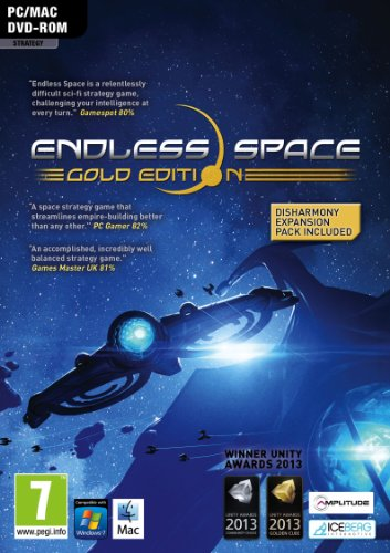 Endless Space Gold Edition (PC DVD) by iceberg