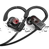 Best Waterproof Bluetooth Headphones - Bluetooth Headphones,WIEZ Wireless Headphones IPX7 Waterproof Sport Earbuds Review