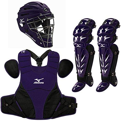 Mizuno Samurai Catchers Gear (Mizuno Samurai Adult Baseball Catcher's Package)