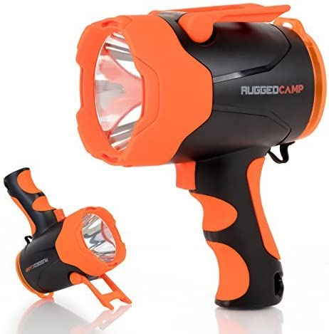 Rechargeable Spotlight TITAN Flashlight Emergencies product image