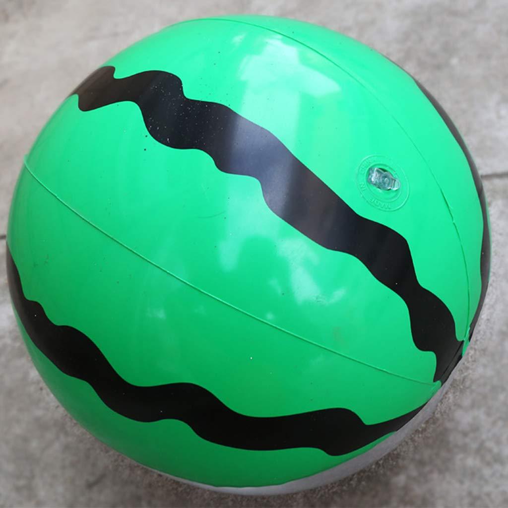 Brucelin - Balón de playa hinchable transparente, juguete de ...