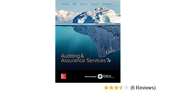 Auditing Assurance Services Auditing And