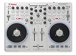 Vestax VCI100 Mk II Dj Controller with Built-In Audio Interface