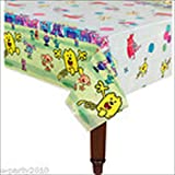 Wow! Wow! Wubbzy! Plastic Table Cover (1ct)