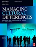 img - for Managing Cultural Differences by Robert T. Moran (2011-07-12) book / textbook / text book