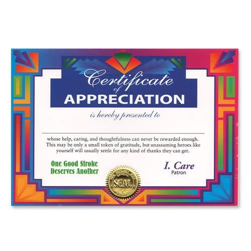Certificate Of Appreciation Certificate Greeting 5