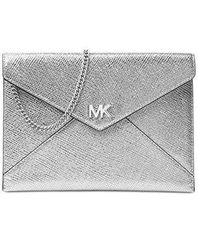 Michael Kors Silver Handbag - 6