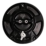 Vortex GC403K V3 Black Gas Cap for Kawasaki Motorcycles